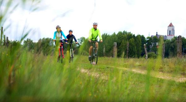 Trasy i szlaki rowerowe