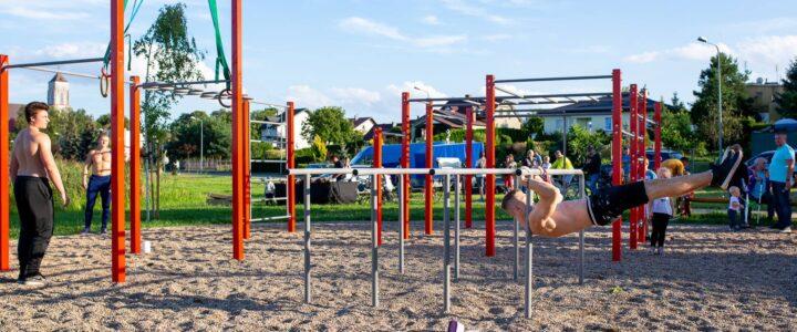 Park Świętojański – nowa atrakcja w gminie Wieliszew