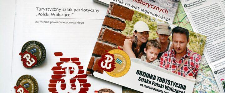 Poznaj Turystyczny Szlak Patriotyczny Polski Walczącej i zdobądź odznakę