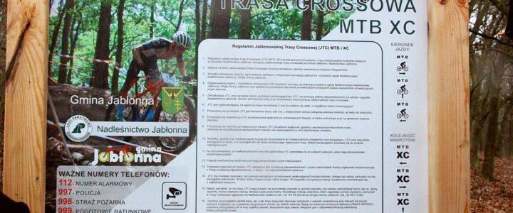 Nowe trasy crossowe w gminie Jabłonna