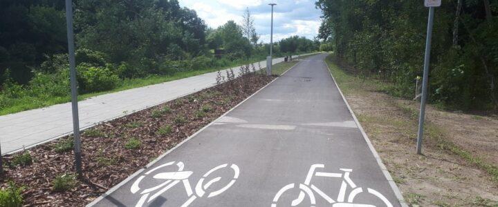 Zbudują kolejną ścieżkę rowerową w gminie Nieporęt