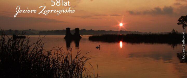 58 lat Jeziora Zegrzyńskiego